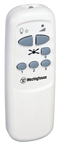 Westinghouse Lighting 78095 Mando a Distancia de Infrarrojos, Blanco