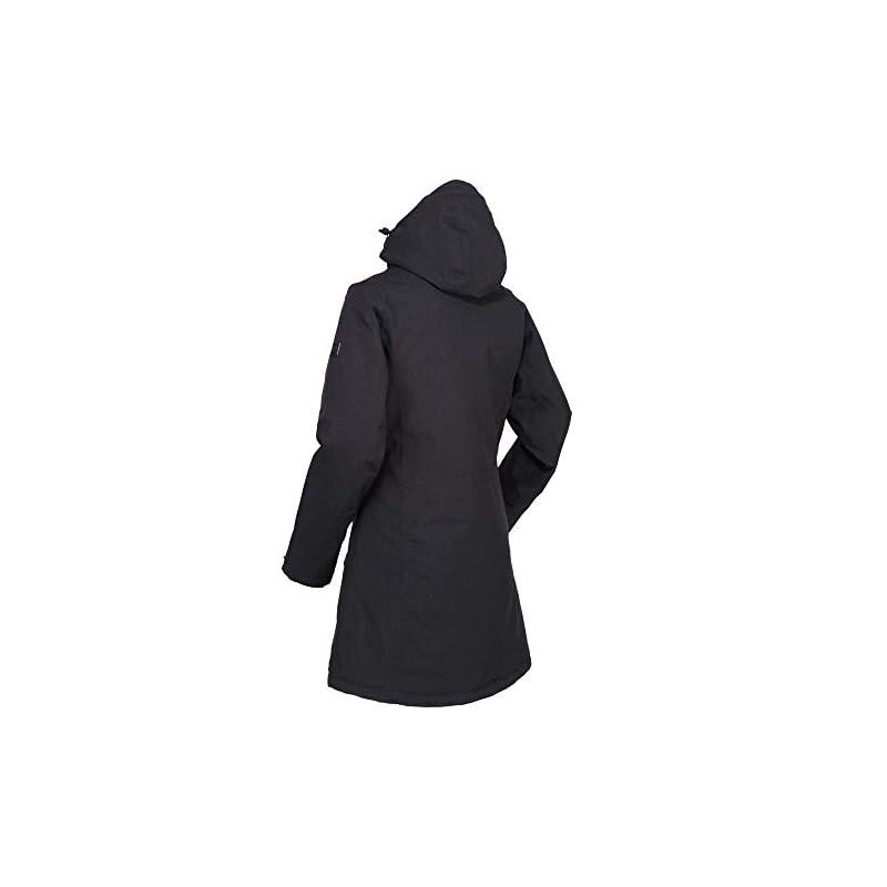 Regatta Women's Voltera Ii Waterproof Breathable Taped Seams Insulated Heated Jacket Jacket