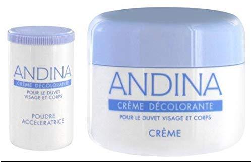 Gifrer Andina Crème Décolorante 30 ml + 7 g