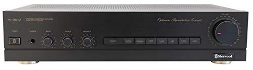 Sherwood AI-2210 Stereo Verstärker in schwarz