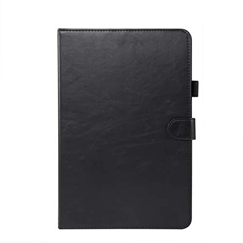 RZL PAD & TAB cases For Huawei MediaPad T5 10, Smart leather Card slot Stand wallet Bag case For Huawei T5 AGS2-W09/L09/L03/W19 10.1' (Color : Black)