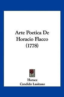 Arte Poetica De Horacio Flacco (1778)