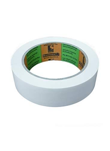 Barnier 6096 Putzerband 30 mm x 33 m Schutzband PVC-Schutzband Klebeband Putzerband Scapa