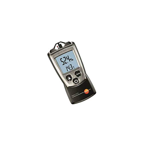 TESTO 610 0560 0610 Thermo-hygrometer Man.series: Pocket Display: with a backlit