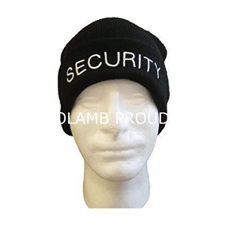 Polamb Produits Noir Sécurité Bonnet