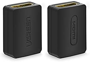 UGREEN 2 Pack Hdmi Coupler 4K Hdmi Adapter Female To Female Hdmi Connector Support 3D 4K 1080P Hdmi Extender For Hdtv...