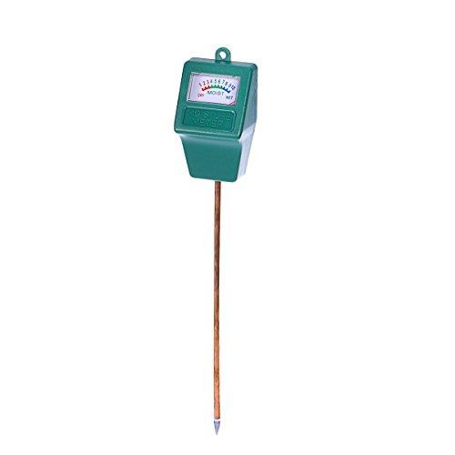 UEETEK Feuchtigkeitssensor Meter, Boden Wasser Monitor Hygrometer Feuchtesensor für Garten Bauernhof Rasen Pflanzen Indoor Outdoor
