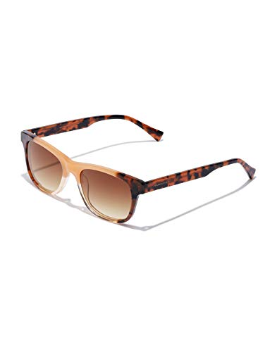 HAWKERS Nº35 Sunglasses, MARRÓN, One Size Unisex-Adult