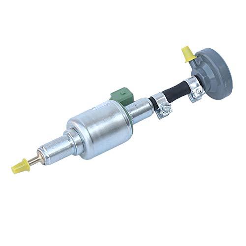 Bomba de calefacción de combustible con amortiguador de bajo ruido, 12/24 V, calentador de aire para automóvil, bomba diesel, aceite para camión, bomba de combustible, calentador de estacionamiento de