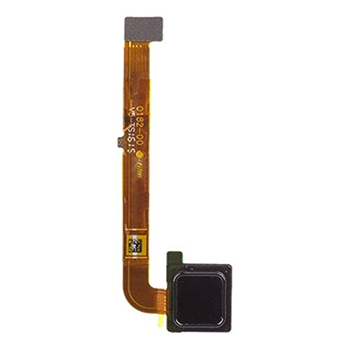 Sensor de Huellas Dactilares Flex Cable for Motorola Moto G4 Plus (Negro) Durable (Color : White)
