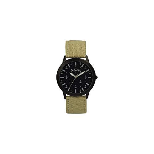 Reloj XTRESS XNA1035-32 Negro Unisex