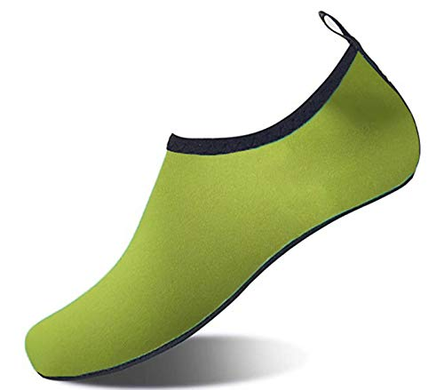 Water Shoes Barefoot Beach Pool Shoes Quick-Dry Aqua Yoga Socks for Surf Swim Water Sport