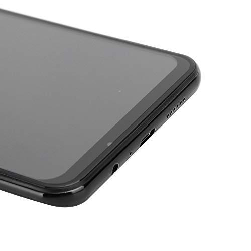 Exliy P40 Pro + Smartphone, teléfono móvil Deca Core de 1GB + 16GB, resolución 480x960, reconocimiento Facial y cámaras HD, con batería de Litio Recargable de 2550 mah,(Black,...