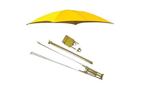 stadium seat with umbrella - 3