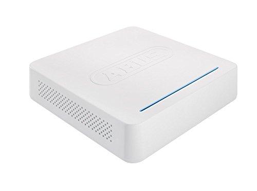 ABUS TVVR33004 Weiß Digitaler Videorekorder (DVR) - Digitale Videorekorder (DVR) (H.264, 1920 x 1080 Pixel, SATA, 2.5 Zoll, 15 W, -10-55 °C)