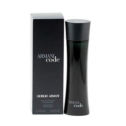 Giorgio Armani Armani Code For Men Edt Spray 4.2 Oz