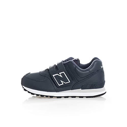 New Balance 574 Baskets Mode Enfant Bleu - 28 - Baskets Basses