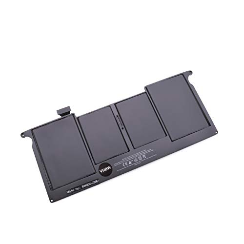 vhbw Batterie Compatible avec Apple Macbook Air 11\
