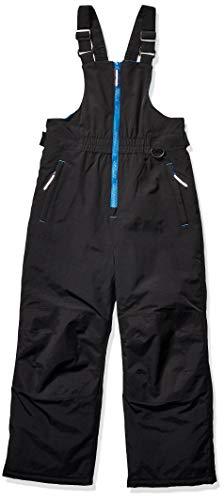 Amazon Essentials Water-Resistant Snow Bib Skiing-Bibs, Negro, Medium
