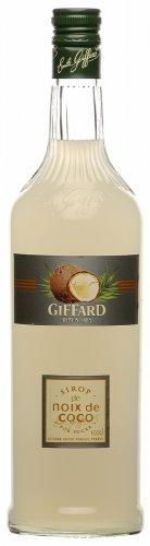 Giffard Kokos (Noix de Coco, Coconut) Sirup 1 Liter