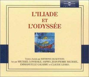 L Iliade et l Odyssee-par Sapho Michae
