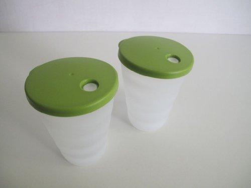 TUPPERWARE vaso infantil con pajita vaso infantil con pajita 330 ml (2)