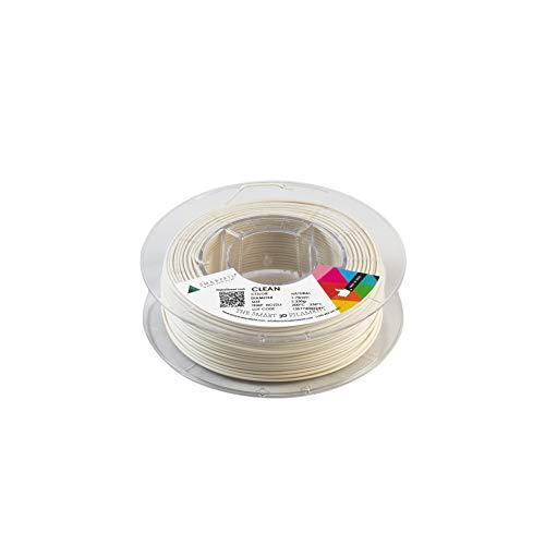 Smartfil CLEAN, 1.75mm, Natural, 330g Filamento para Impresión 3D de Smart Materials 3D