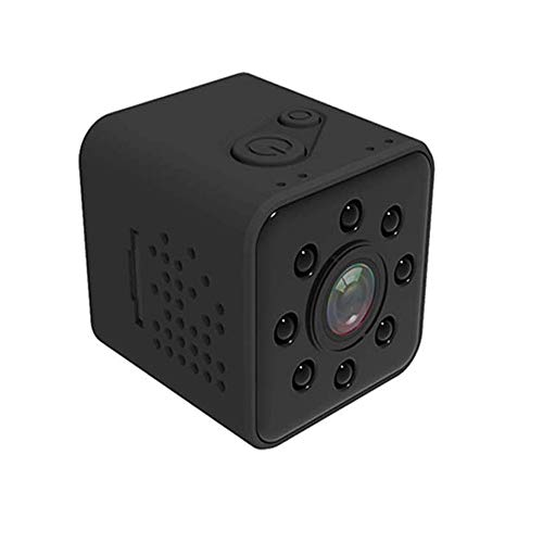 Best Prices! DISS Mini Wireless Hidden Spy Camera,Full HD 1080P Portable Small HD Nanny Cam with Nig...