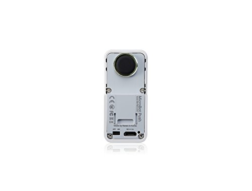 MicroBot Push (2nd Generation) - Wireless Robotic Button Pusher for Smart Home Automation (Platinum...