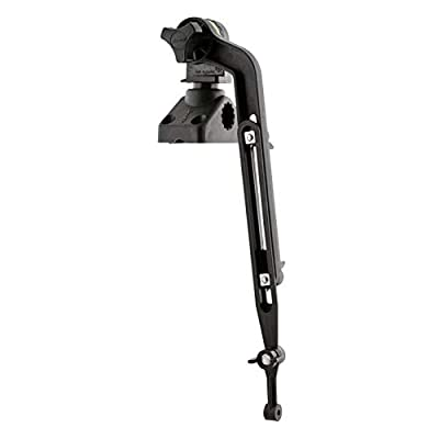 Scotty #140 Kayak/SUP Transducer Mounting Arm, Slip Disks Included, Fits All Scotty Post Mounts