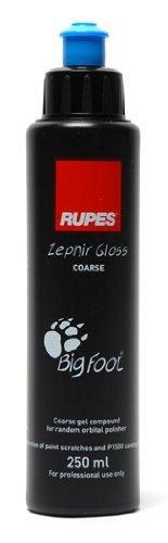 Rupes Zephir Gloss Coarse Polishing Compound Gel 250 ml by Zephir Gloss