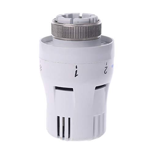 BIlinl Valvola di Controllo della Temperatura pneumatica del Sistema di Riscaldamento della valvola del radiatore termostatico