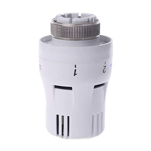 SUSHUN Válvulas neumáticas de control de temperatura del sistema de calefacción de la válvula termostática del radiador