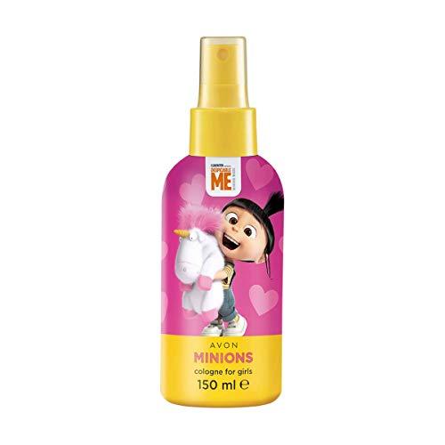 Avon Minions Pink Cologne for Girls 150ml pump spray bottle