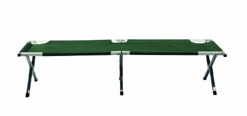 Texsport Deluxe Folding Camp Cot.