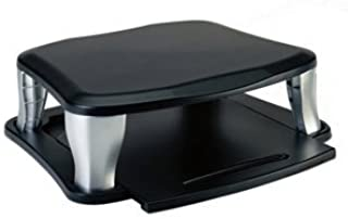 Targus Universal Monitor Stand. UNIV MONITOR STAND UP TO 100 LBS TWO HEIGHT SETTINGS - BLACK MNTR-L. Up to 100lb - Black