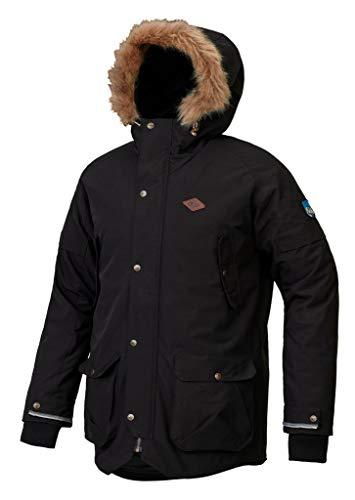 Picture Clothing Snowboard Jacke Kodiak (Black, Small)