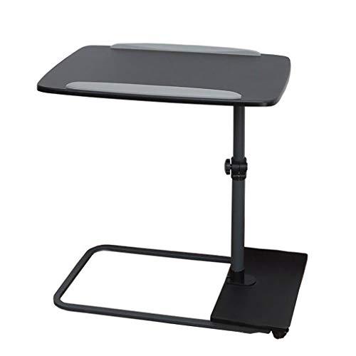 Verwijderbaar opwindend klein bureau lage tafelblad Onderhoudstabel van de chassis grote, wieldraagbare bijzettafel voor het bed-bank-kast-leesbeurten.