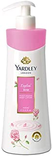 Yardley London - English Rose Hand & Body Lotion for Women, 350ml