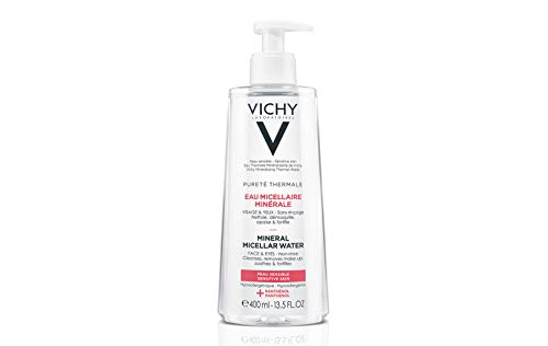 Vichy Pureté Thermale Mineral Micellar Water For Sensitive Skin 400ml
