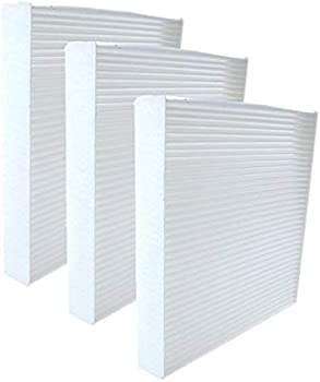 3-Pack Fun-Driving Cabin Air Filters