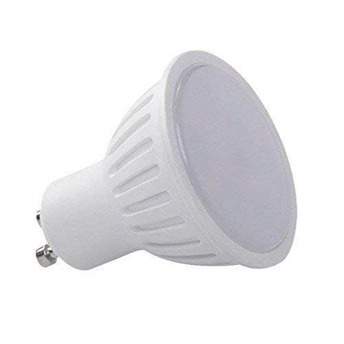 4 x Bombillas LED A+ GU10 7W 3000k Blanco Calido 22821