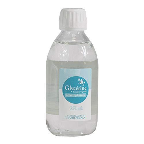 Alto Ségala La gama Pharma Glicerina vegetal 250 ml para piel normal