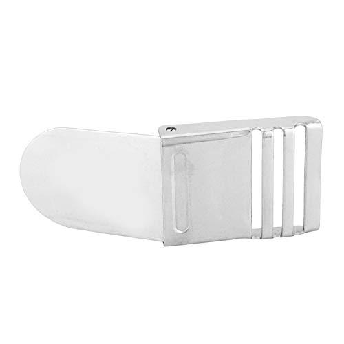 QITERSTAR 88g Resistente al Desgaste Hebilla de cinturón de lastre de Buceo Resistente a la corrosión, Hebilla de cinturón de lastre de Buceo, para Buceo Correa de Cintura de 5,2 cm Accesorio de