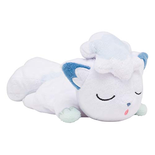 Pokemon Center Original Plush Doll Kuttari Alola Vulpix (Rokon) Sleeping Ver. 929