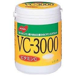 ノーベル VC-3000 タブレット ボトル 150g×8個
