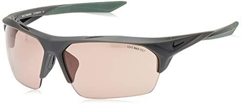 Nike EV1069-012 Injected zonnebrillen mat donkergrijs/Course Flash unisex volwassenen, standaard