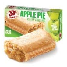 JJs Bakery Apple Pie Dessert, 4 Ounce -- 48 per case.