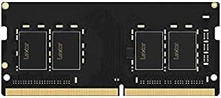 Barrette mémoire SODIMM DDR4 8Go Lexar PC4-25600 (3200 Mhz) (Noir)