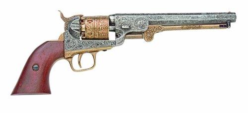 Deko Waffe Colt Model Navy 1851